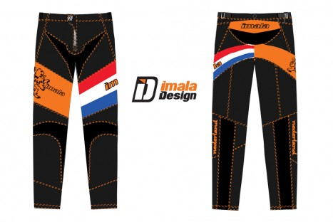 Dutch World Cup 2014 – Limited Edition pants