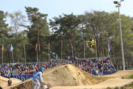 Kick-off of the UEC BMX European league
